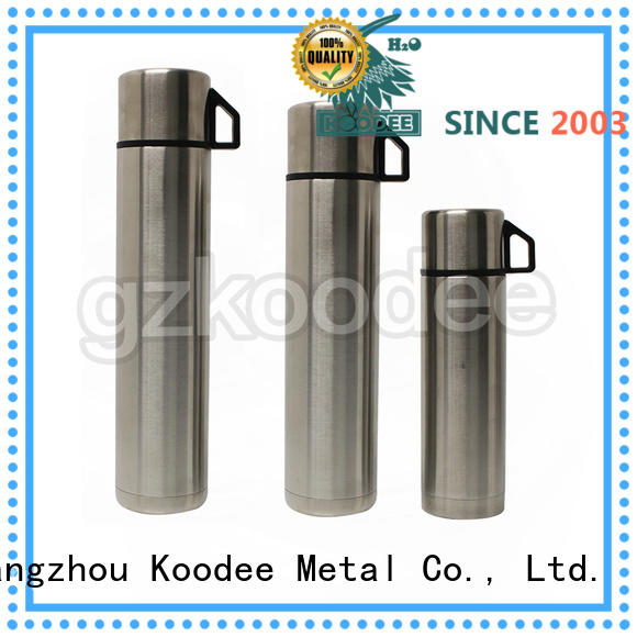 Koodee factory direct selling thermal stainless steel water bottle ask now for water bottle