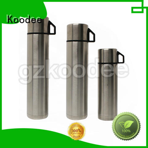 top brand thermos beverage bottle custom for potable Koodee
