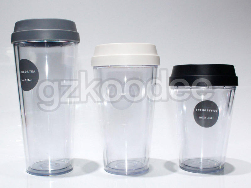 customized custom plastic water bottles classic for coffee