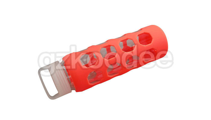 hot-sale drinking glass water bottle bulk production for traveler Koodee
