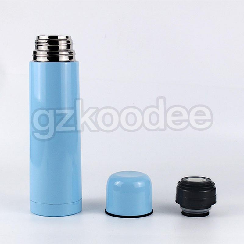 Vacuum Flask Custom Colorful Double Wall thermos Bottle Koodee