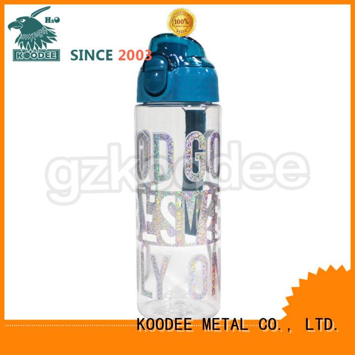 hydration petg OEM plastic water bottle Koodee