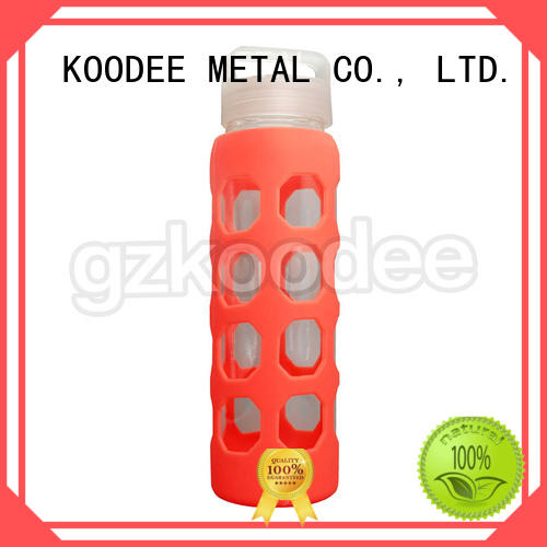 glass water bottle with lid water glass water bottle special company