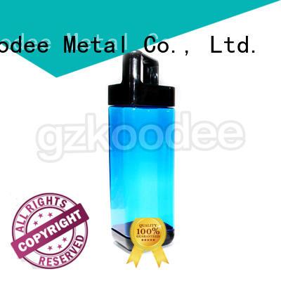 plastic sports bottle shape Koodee Brand plastic water bottle
