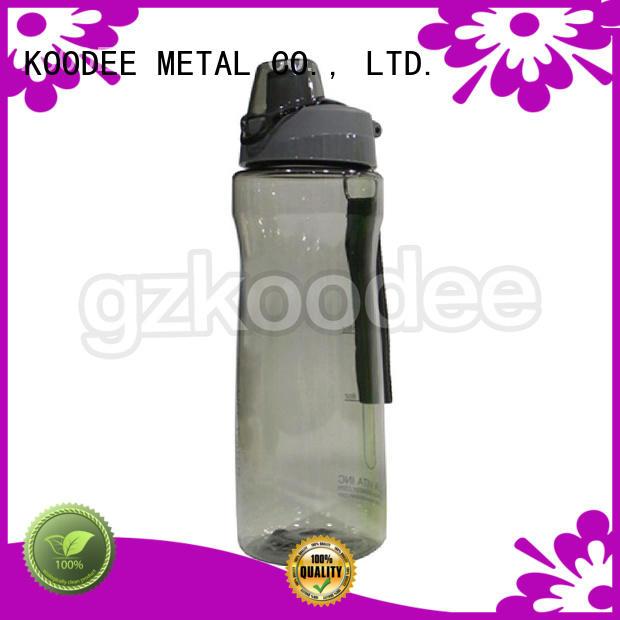 Hot cup plastic water bottle pot space Koodee Brand