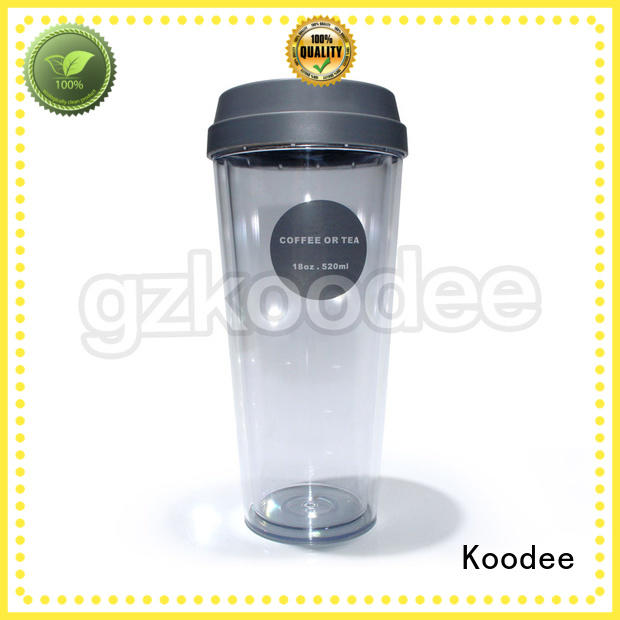 hand bpa sale plastic plastic water bottle Koodee