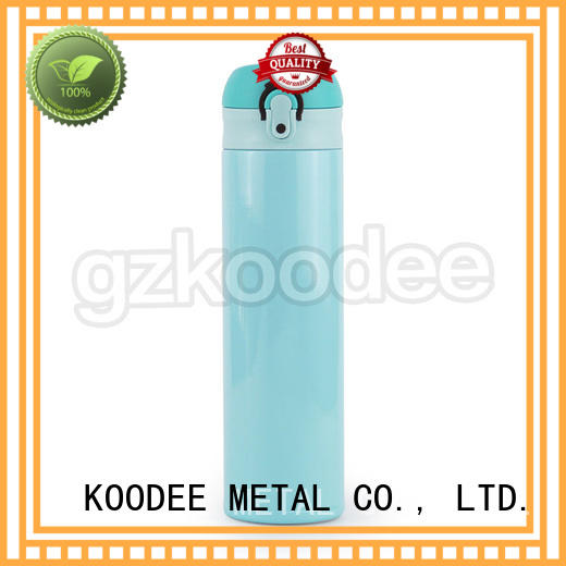 modern thermos thermos insulated bottle painting Koodee company