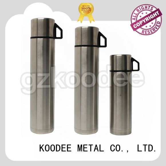 Koodee double wall thermo water OEM for drinking