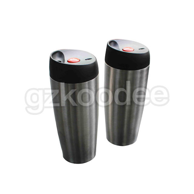 wall stainless steel coffee tumbler in stock for drinkings Koodee