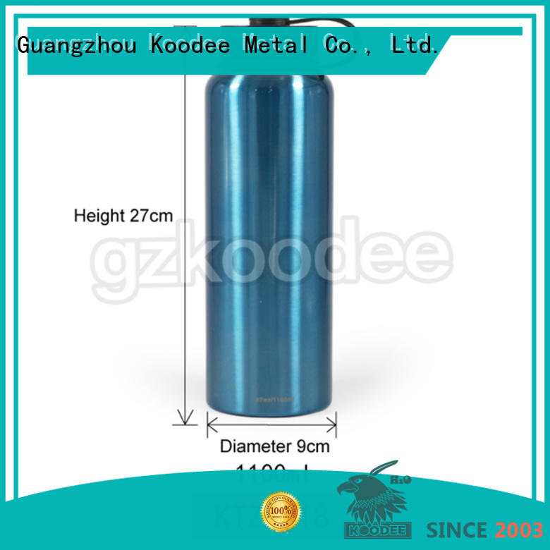 ODM stainless steel thermos bottle order now for drinking