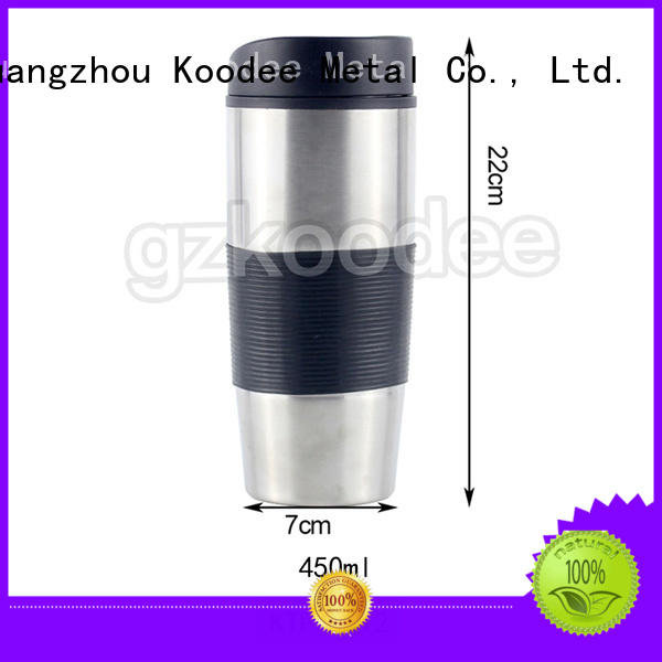 stainless steel best travel coffee mug hot-sale for potable