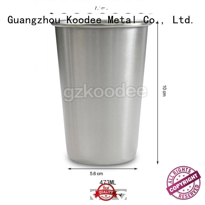 high-quality stainless pint for wholesale for family