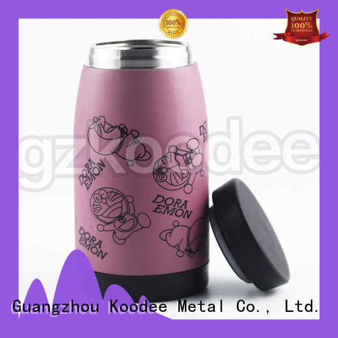 simple stainless steel water bottle tumbler for drinking