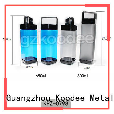 casual buy plastic water bottles double wall for liquid Koodee