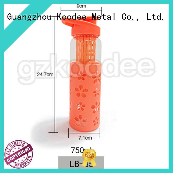 direct manufacturer glass silicone bottle bulk production for wholesale