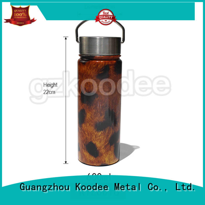 factory direct selling thermos cold water bottle ask now for potable Koodee