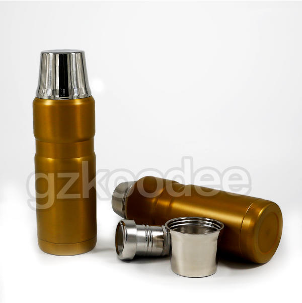 Water Thermoses Customized Double Wall Insulated Stainless Steel Thermos Water Bottle