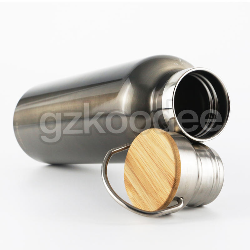 high-end insulated stainless steel water bottle ask now for water bottle Koodee