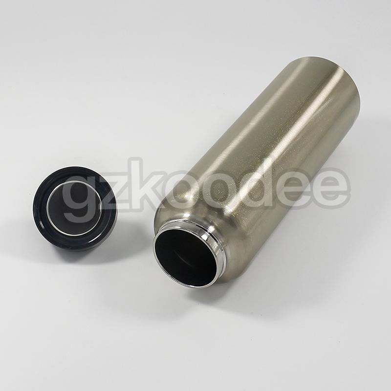 Vacuum Flask Straight Shape Cup With Handle 350-1100 ml Koodee-8