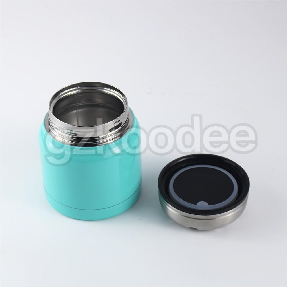 Koodee container stainless steel food thermos OEM for travel