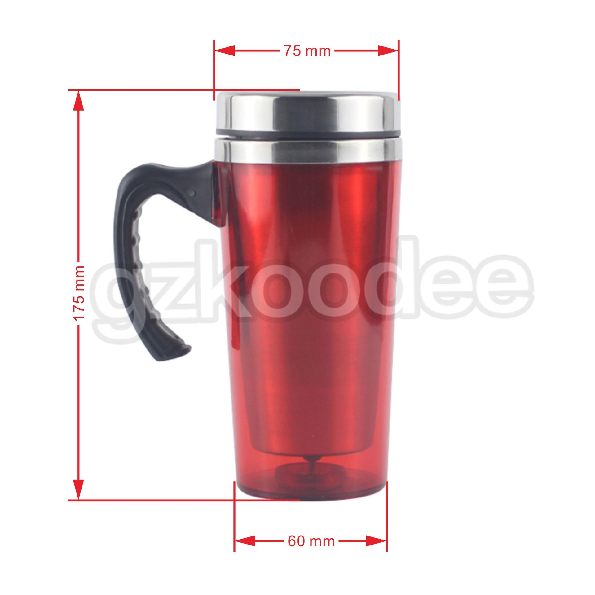 simple design stainless coffee mug hot-sale for travel Koodee