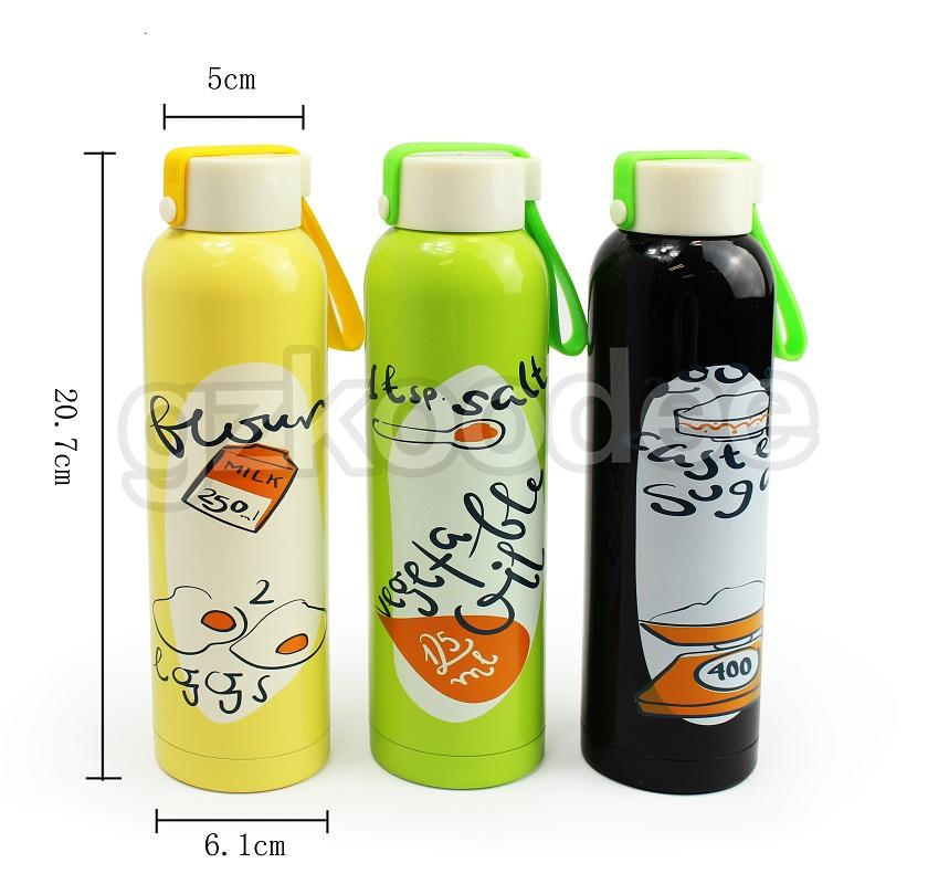 ODM metal thermos water bottle top brand for water bottle Koodee