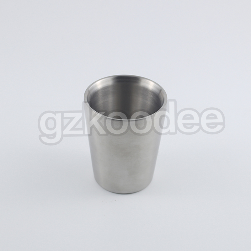 double wall stainless steel 304 coffee mug cafe office vacuum tumbler car thermos coffee cup 10OZ Koodee-7