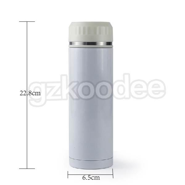 Koodee fashion metal thermos water bottle ask now for student