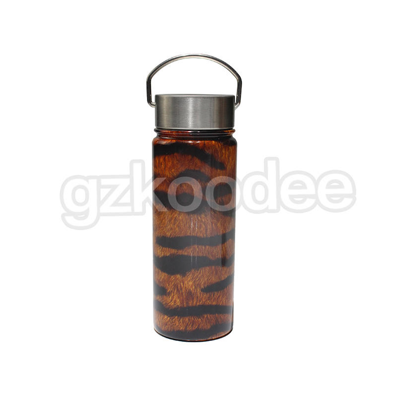 customized gift drinkware double wall insulated water bottles stainless steel vacuum flasks