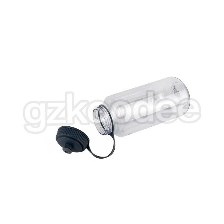 FDA Approval Plastic Space Pot Water Bottle Tritan material 1000ml Koodee