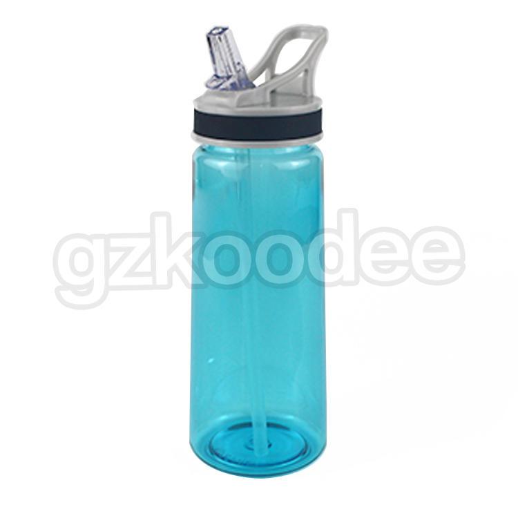 Hand held Plastic PP And Tritan Water Bottle 650ml Koodee