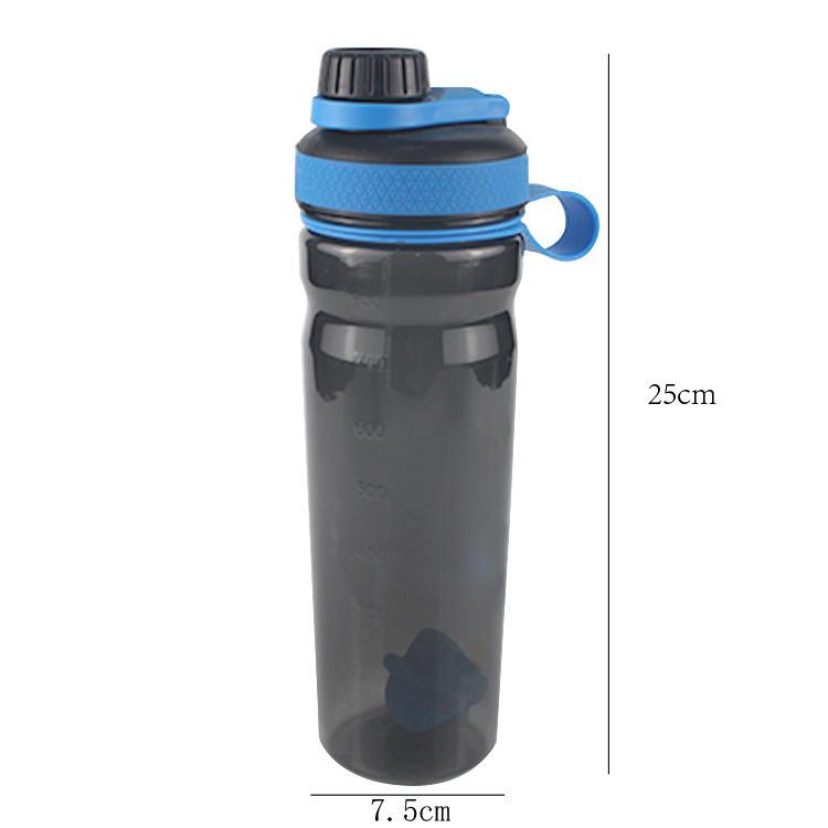 dumbbell shape custom plastic water bottles quality for drinking Koodee