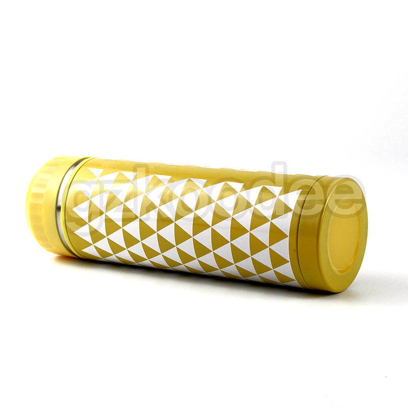 Vacuum Bottle Customized Design Double Wall Stainless Steel Material 450ml Koodee