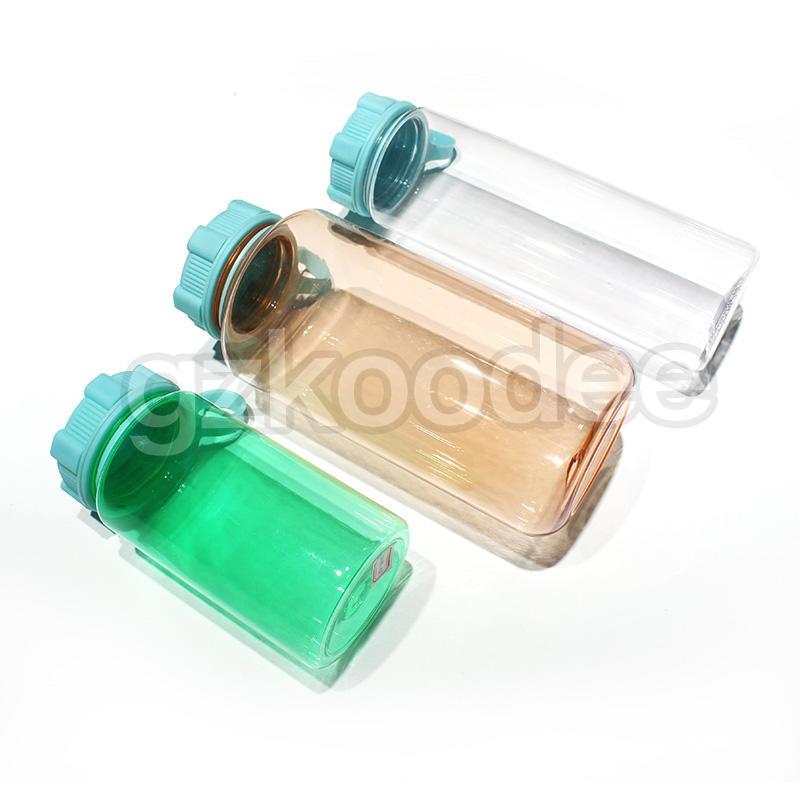 Simple Style Pure Color Outdoor Tritan Water Bottle 350/700/1000ml Koodee