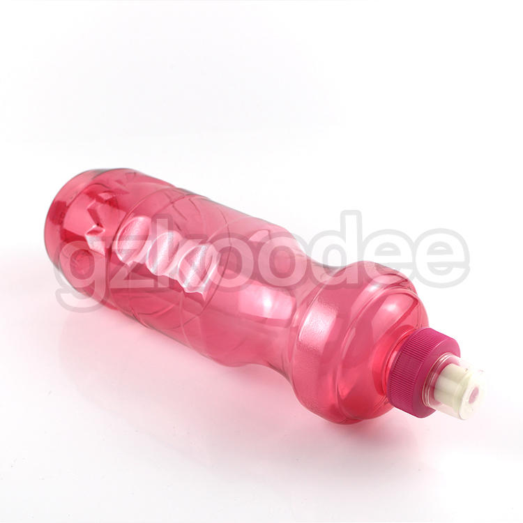 Customized Food Grade PET Material Outdoor Sport Water Bottle 750ml Koodee