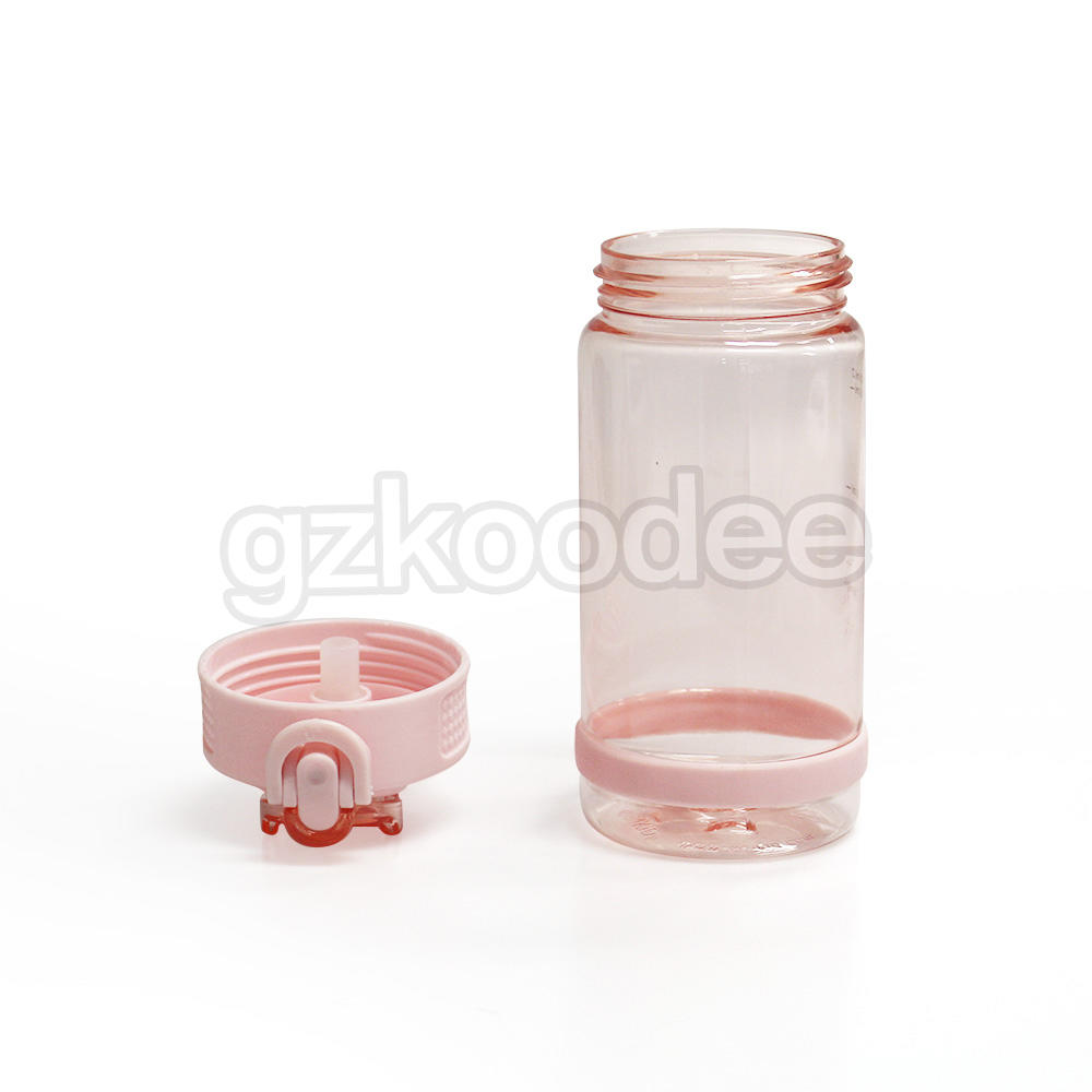 Koodee food-grade plastic water bottle manufacturer accessory for coffee