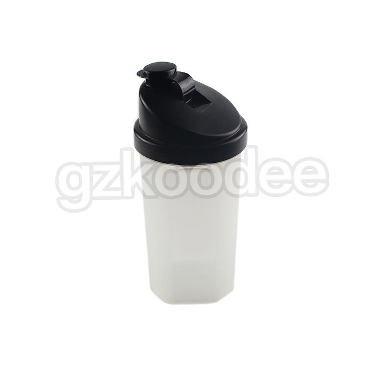 custom plastic water bottles dumbbell shape for juice Koodee