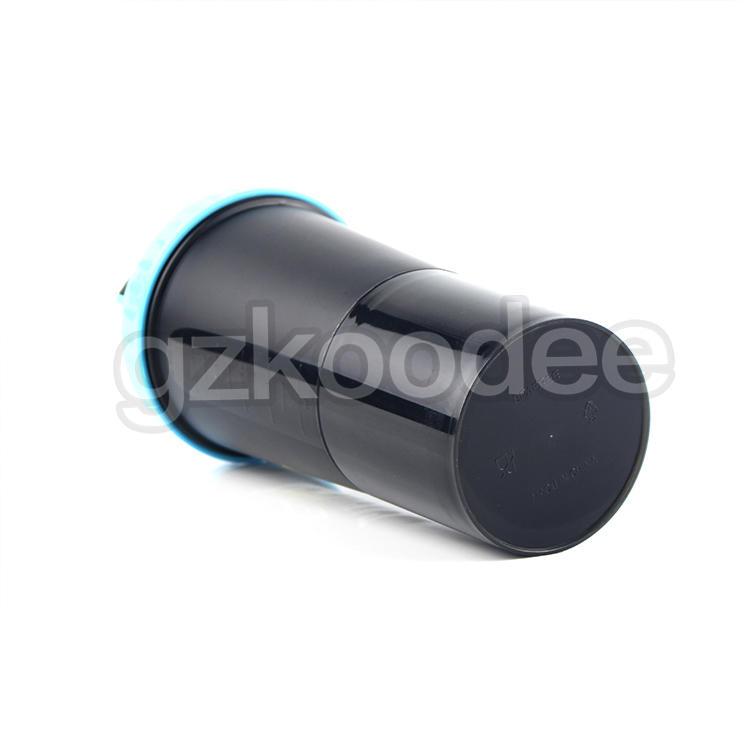 Sport Gym Plastic Water Bottle Protein Fitness Shaker Bottle 600ml Koodee