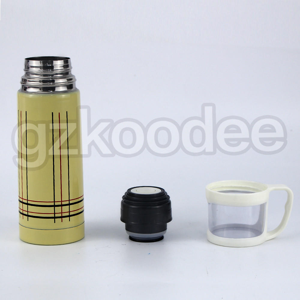 simple thermos steel water bottle water for wholesale Koodee