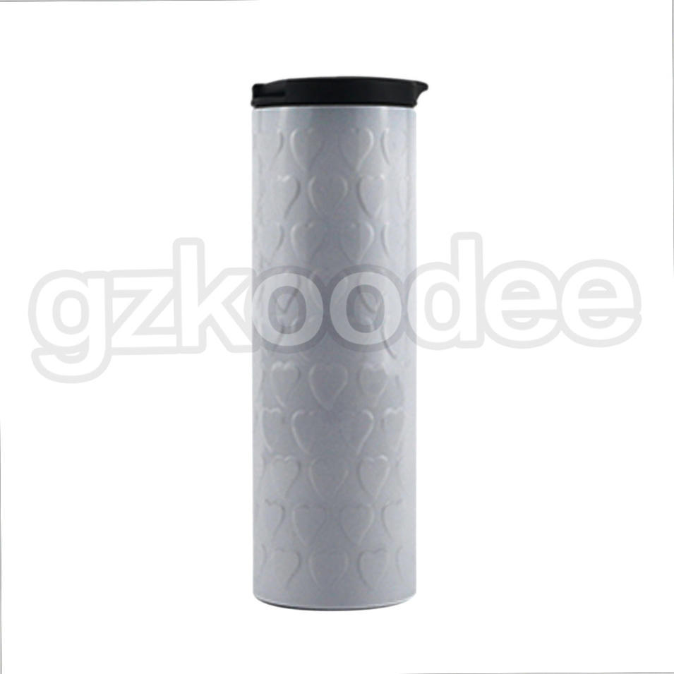Colorful Printing Fluorescent Double Wall thermos Bottle
