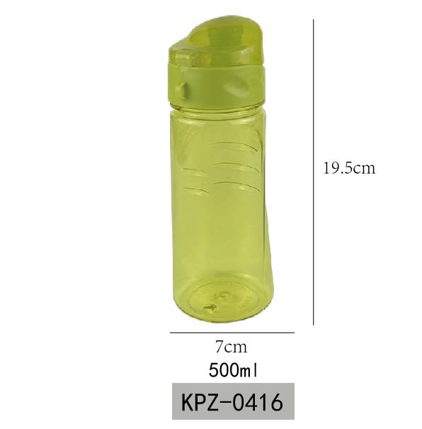 Competitive Price Tritan Material Sport Water Bottle BPA FREE 500ml Koodee
