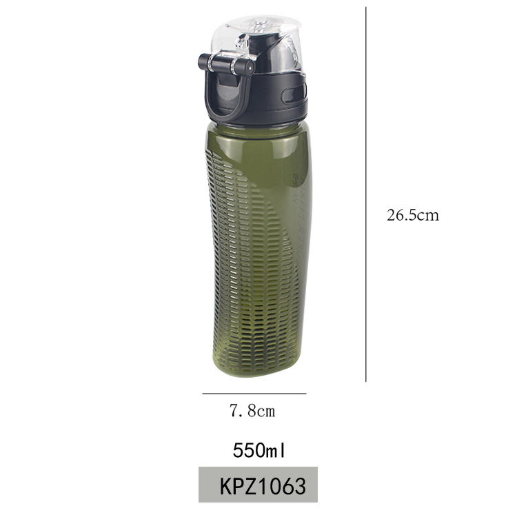 LFGB Approval Whole Sale Tritan Water Bottle 550ml Koodee