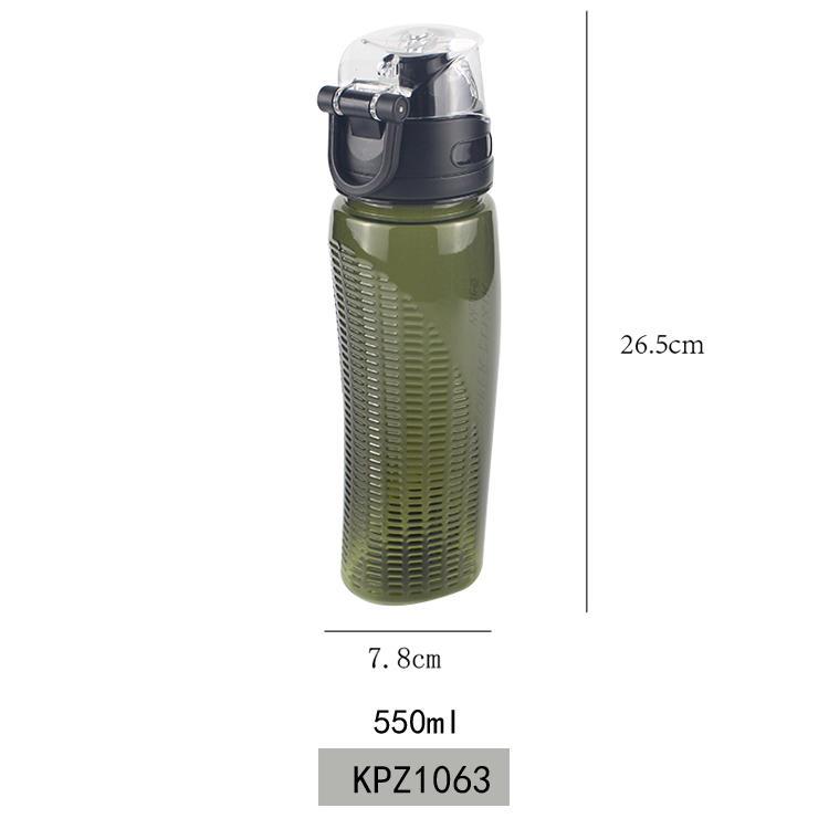 LFGB Approval Whole Sale Tritan Water Bottle 550ml Koodee