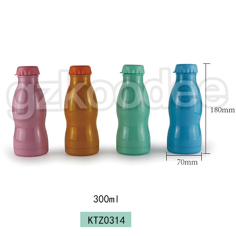 Mini Cola Shape Vacuum Bottle With Rope Handle