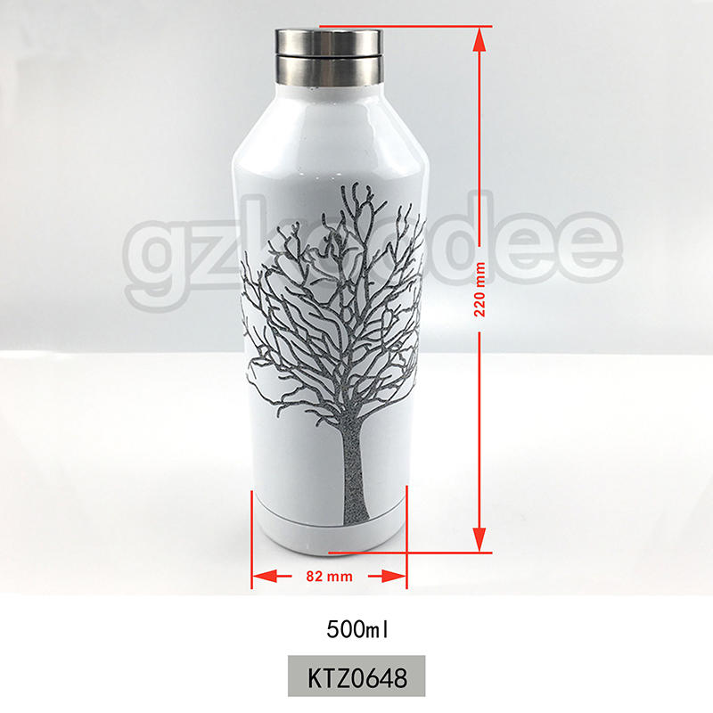 Vacuum Flask Thermal Insulated Stainless Steel 500 ml Koodee