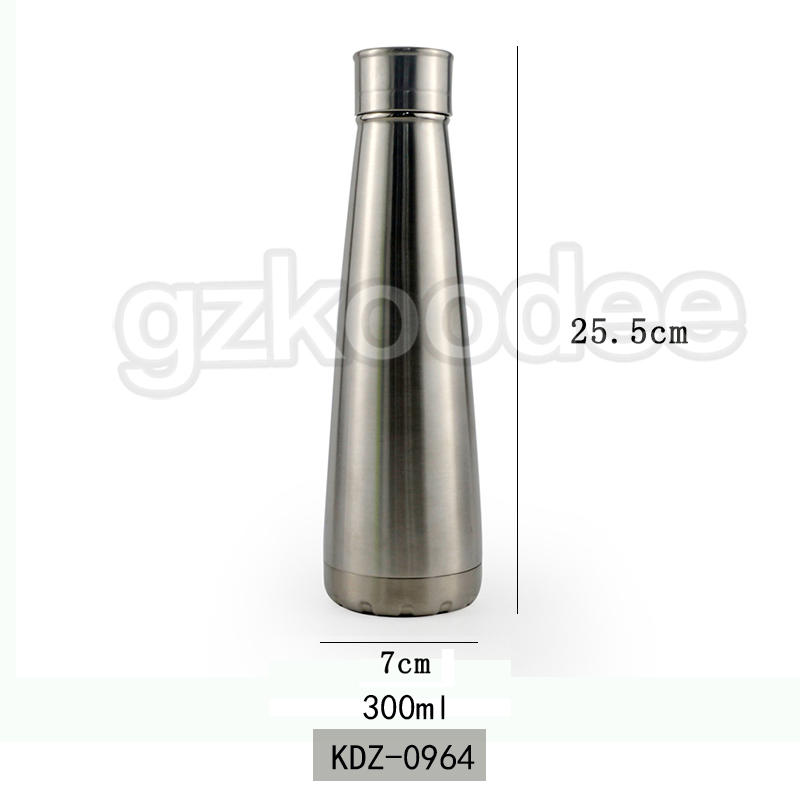 Sports Water Bottle Thermal Insulation Double Wall Vacuum Flask Koodee