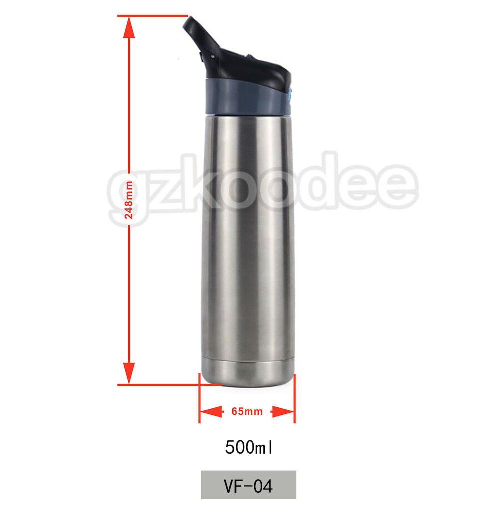 Vacuum Bottle Thermal Insulated Water Bottle Stainless Steel Vacuum Flask