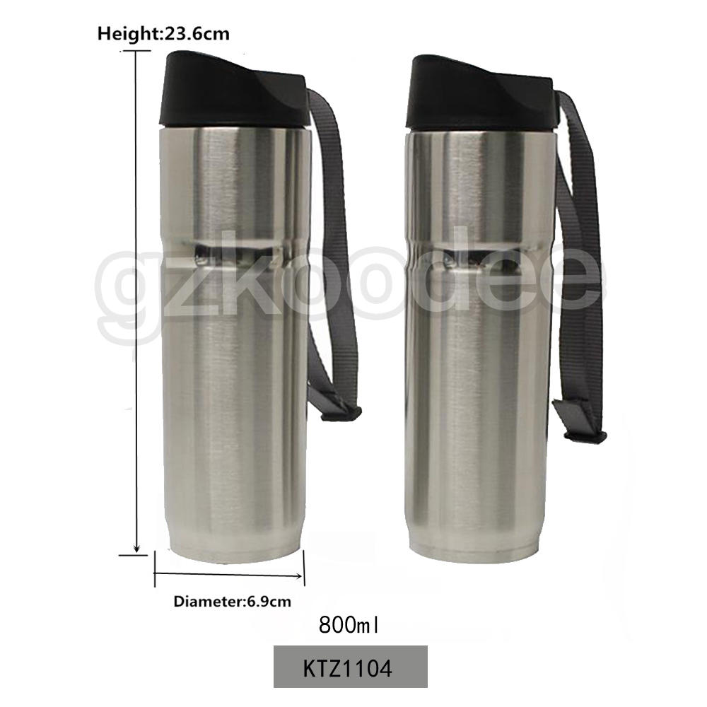 Simple Modern Summit Water Bottle Wide Mouth Vacuum Insulated Mugs Vacuum Flask Stainless Steel 800ml Koodee