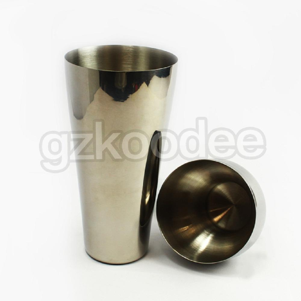 hot-sale metal stemless wine glasses large capacity for pint Koodee