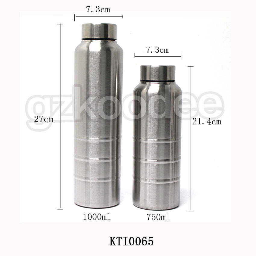 Vacuum Flask Thermal Insulated Stainless Steel Water Bottle Koodee